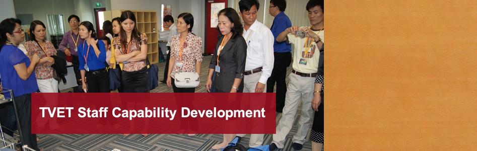 TVET Staff Capability Development
